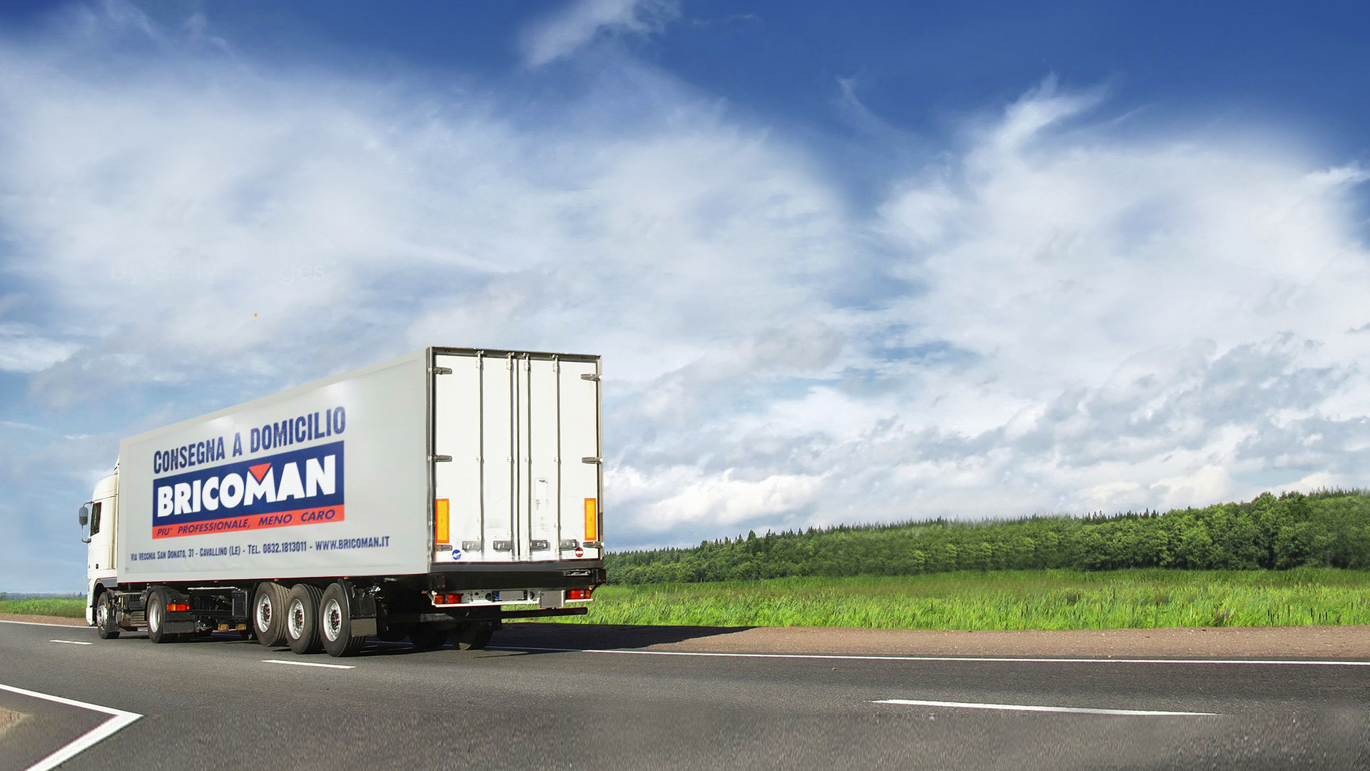 logistica trasporto conto terzi lecce