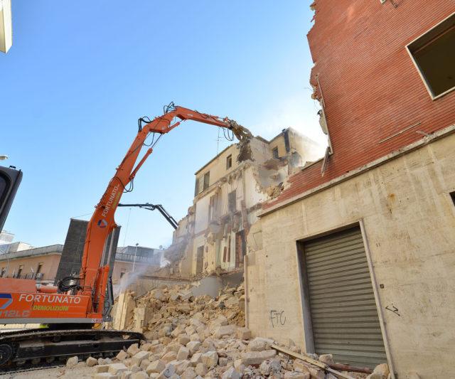 La gestione dei materiali da demolizione nei cantieri edili