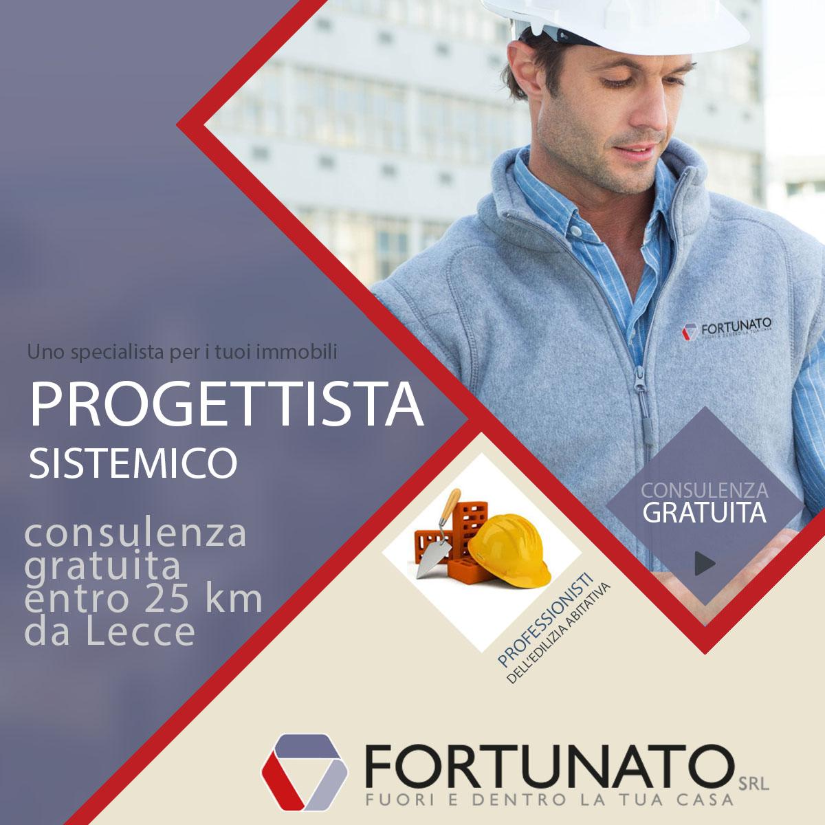 PROGETTISTA SISTEMICO LECCE FORTUNATO