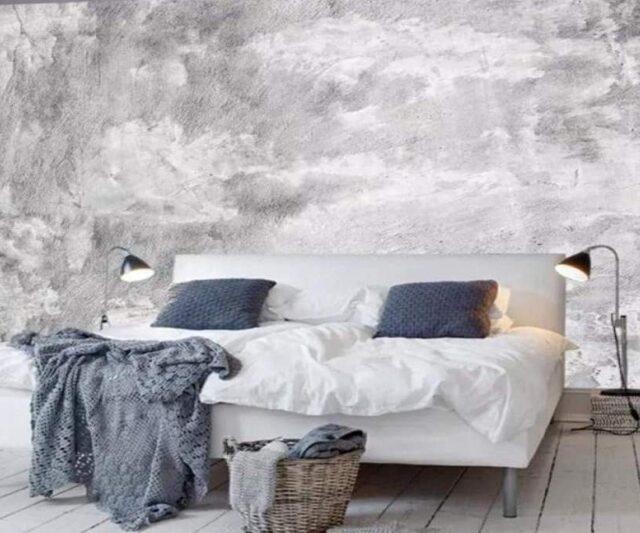 Le pitture decorative per interni, per stanze originali