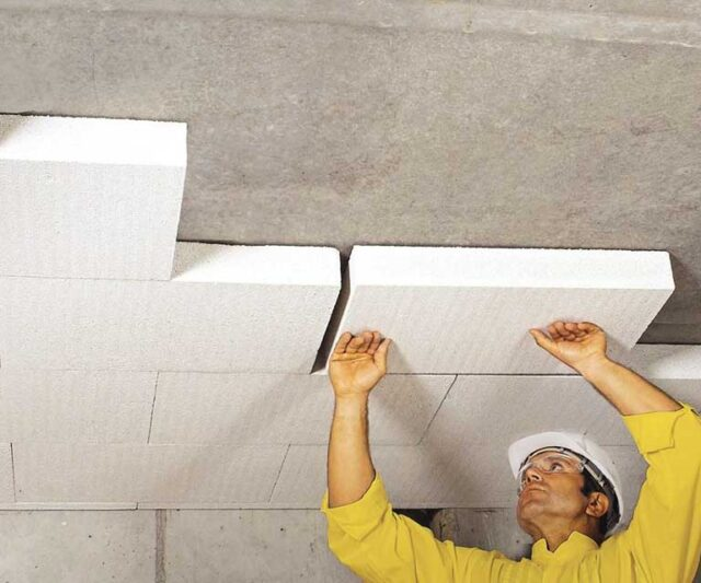 Polistirolo: le applicazioni in edilizia