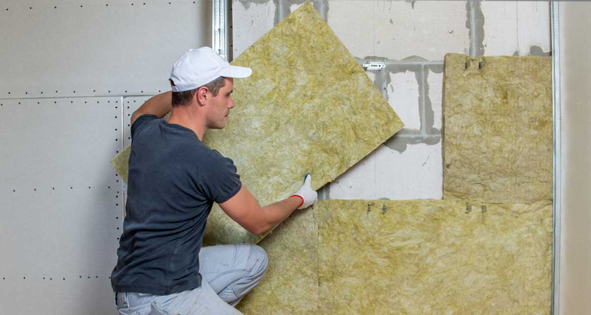 La lana di roccia in edilizia