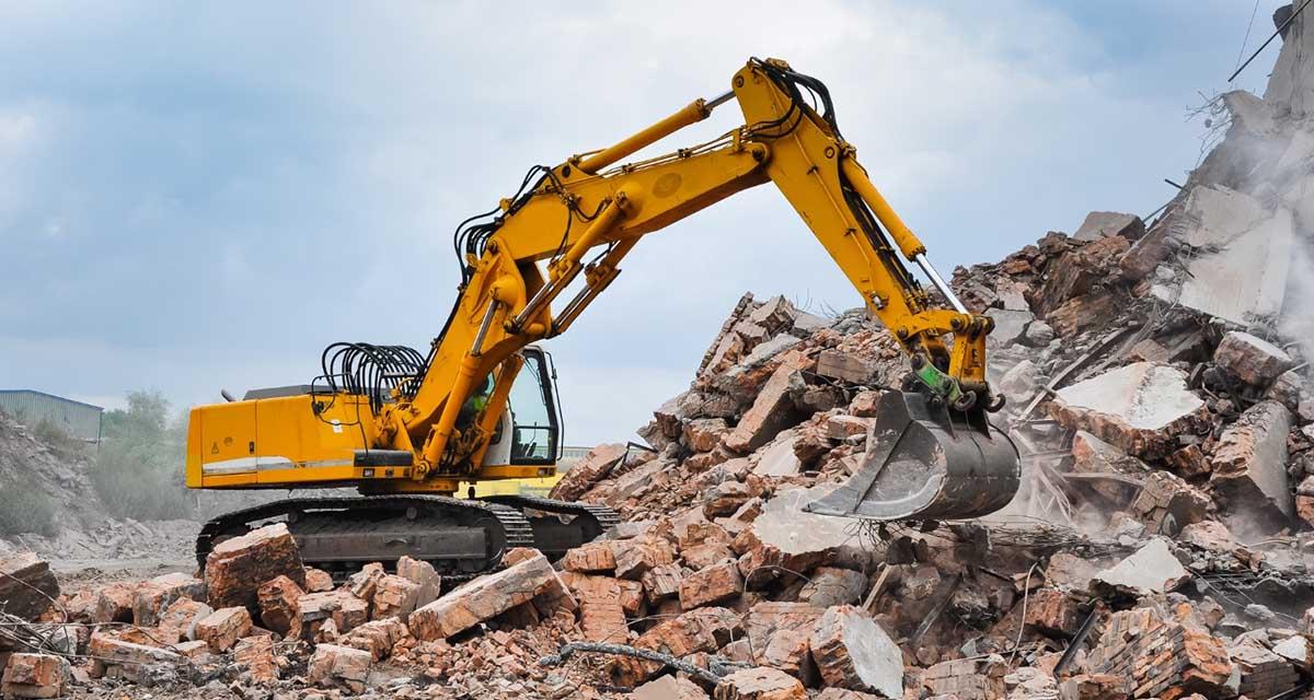 demolizione edifici industriali lecce